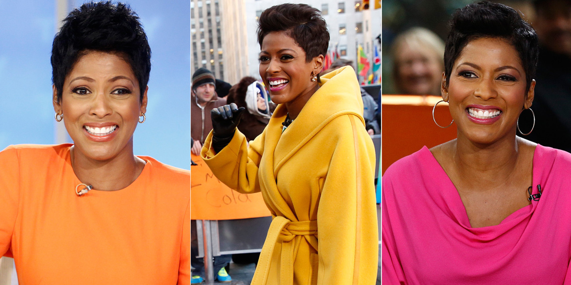 Tamron hall dating lawrence o donnell