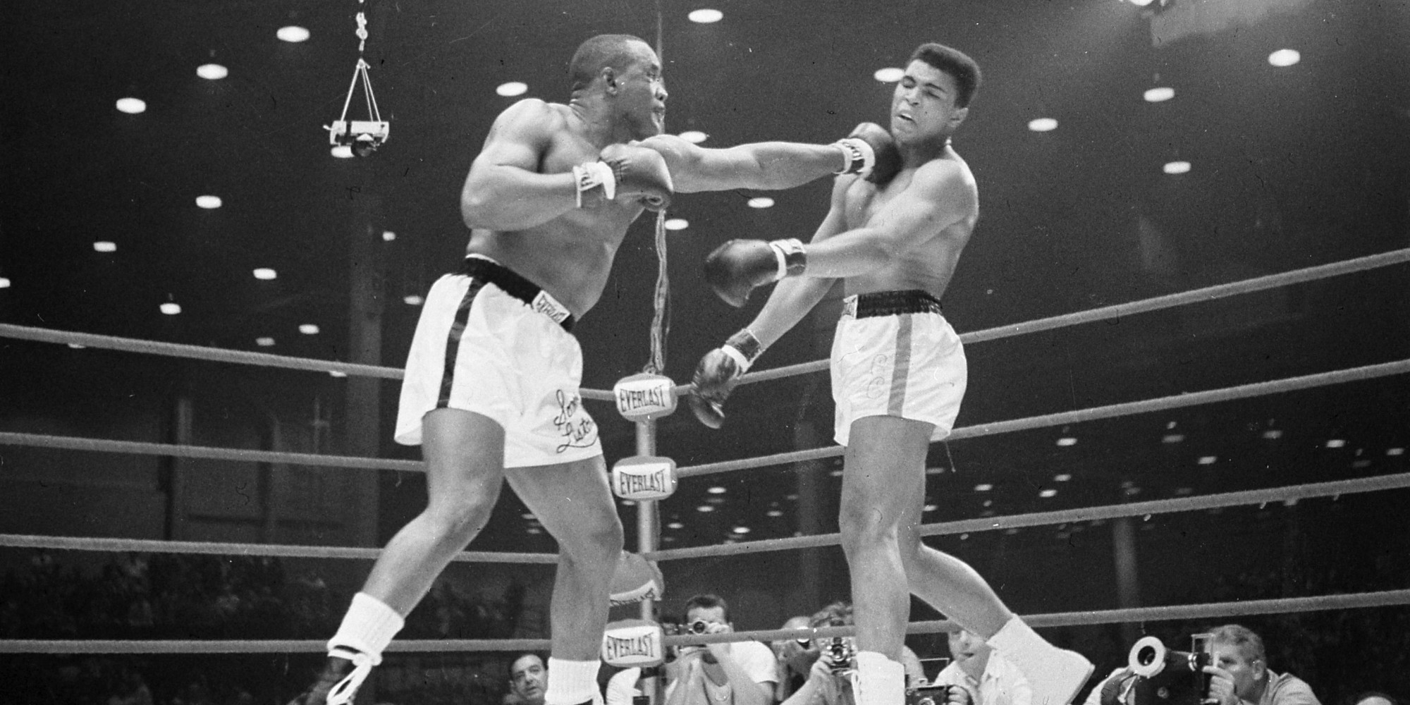 cassius clay v sonny liston 50 years on picturesvideo