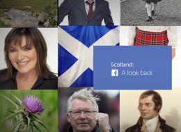 WATCH: Scotland Gets Its Own Facebook 'Look Back' Video