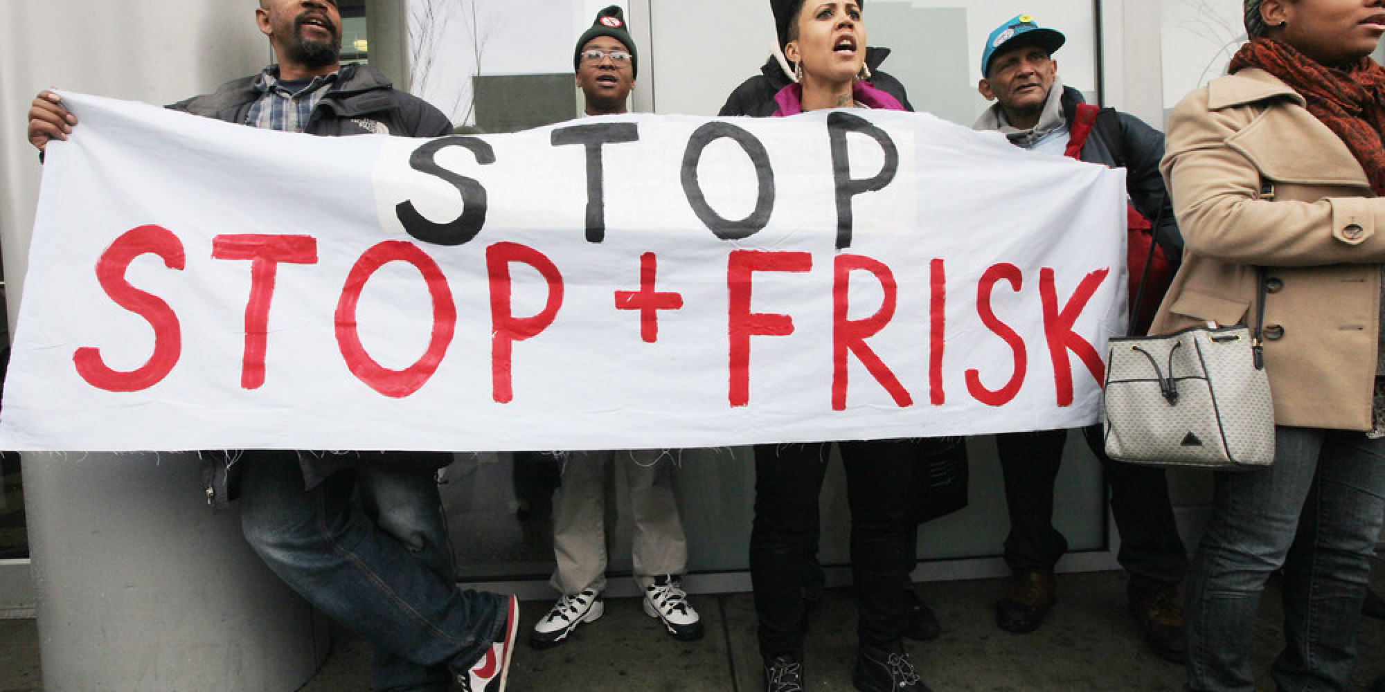 living in a stop and frisk Stop and frisk the ethnic and religious minorities homeless people intersections citywide impact 17 chapter 3 living under siege: the impact of stop and.