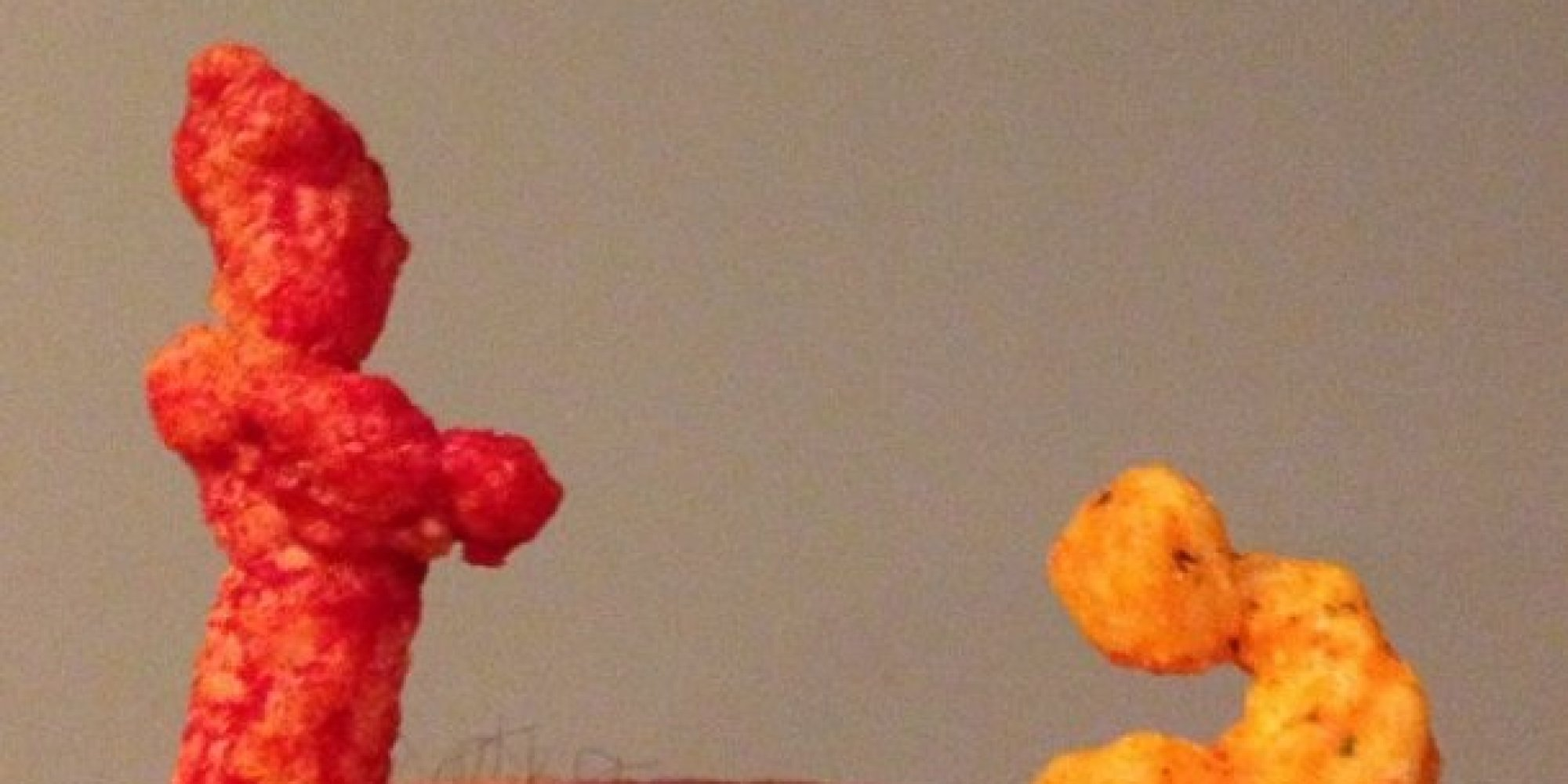 Cheese Curls Of Instagram Art Will Make You Love Cheetos Even More Huffpost