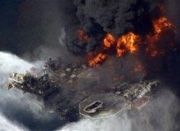 Gulf Oil Spill Rig Explosion