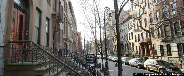 west village brownstone