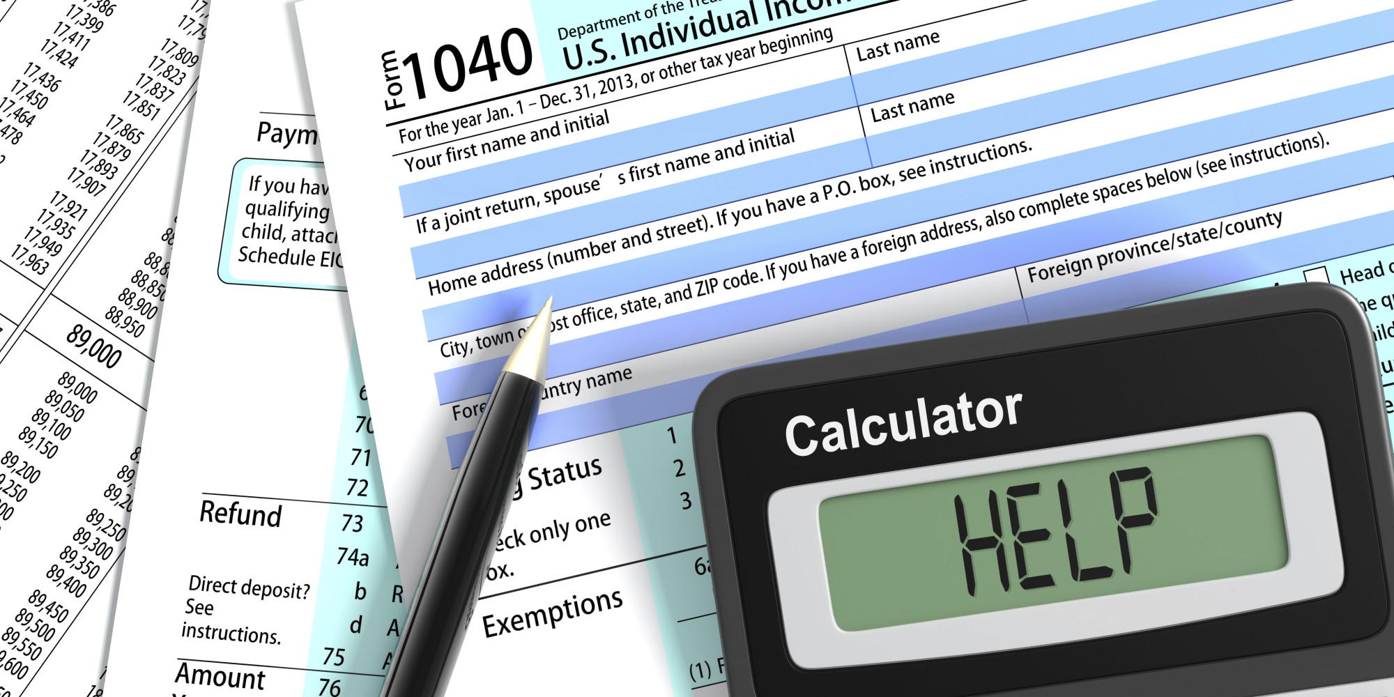 Do it write tax service