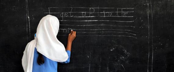 PAKISTAN STUDENTS WRITING