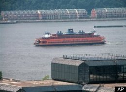 Staten Island Ferry Crashes Into Dock