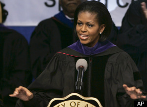 Michelle Obama Arkansas Pine Bluff Speech