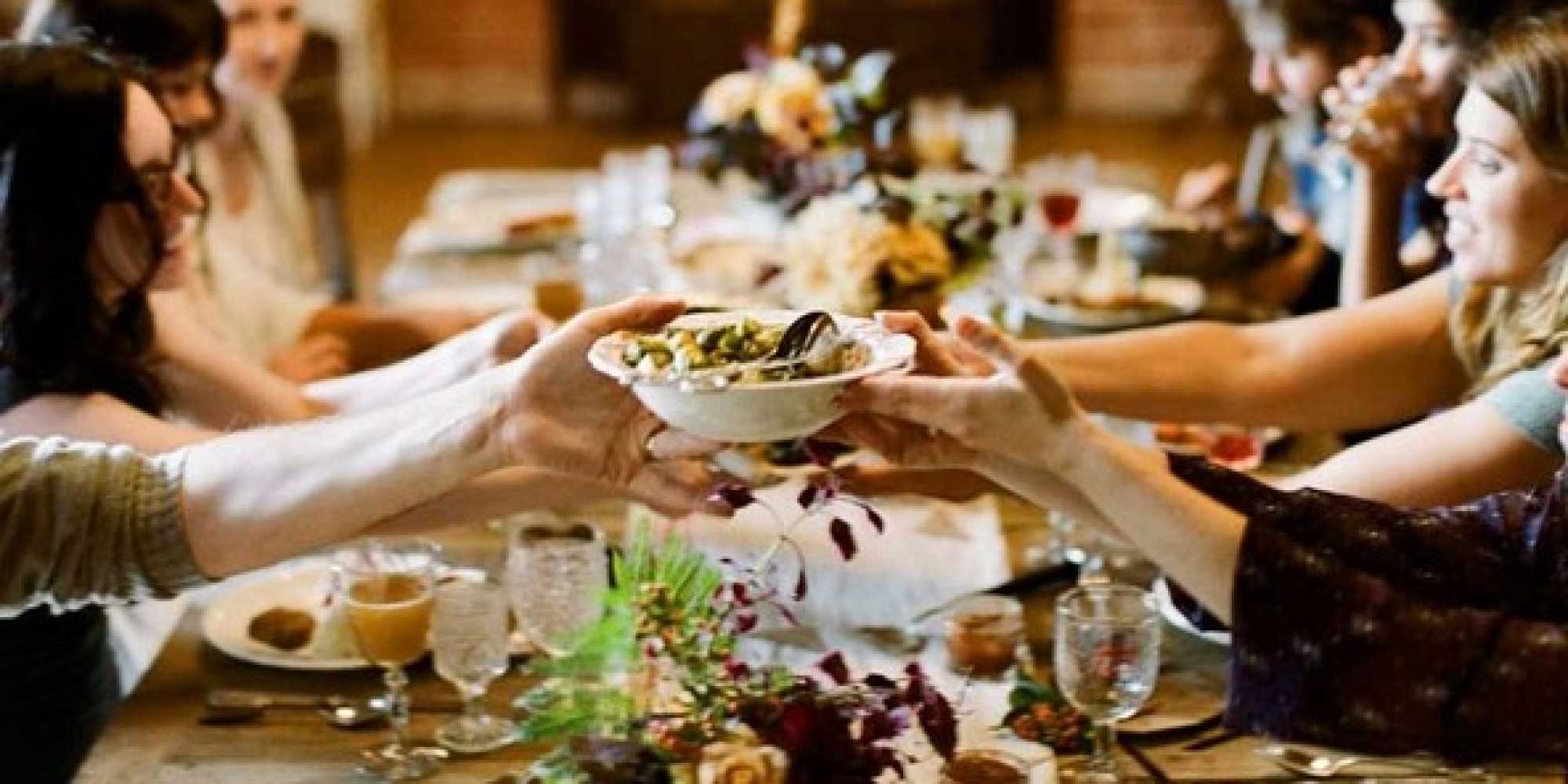 reasons to consider a family style wedding menu