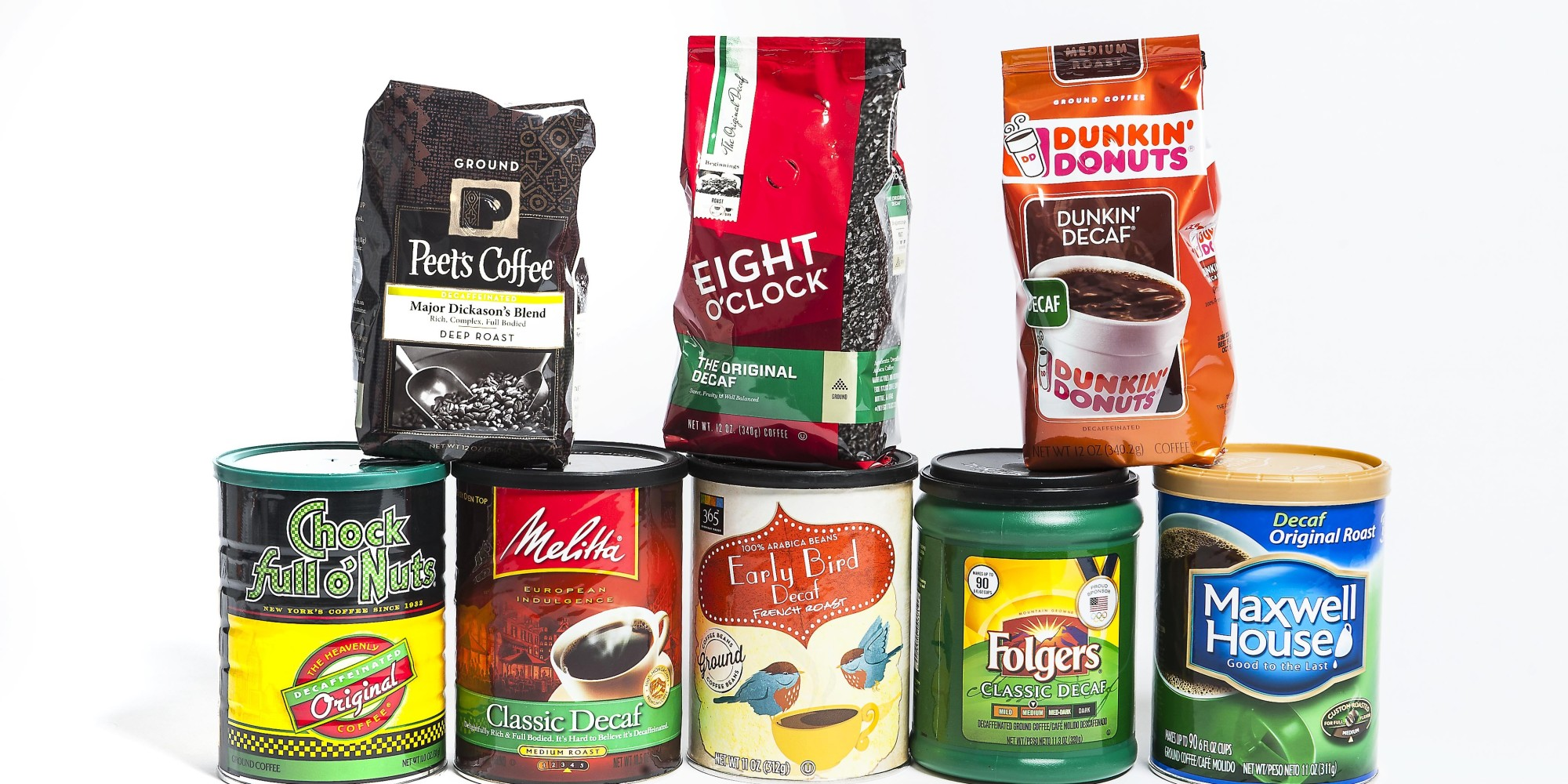 Espresso Coffee Brands ~ Decaf coffee taste test the good bad and really