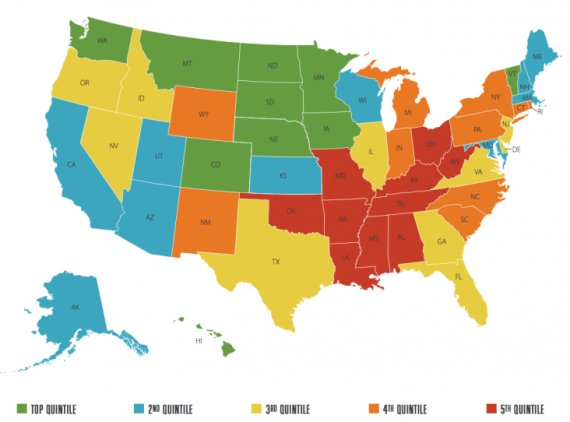 These Maps Should Absolutely Outrage Southerners HuffPost - Map of poverty in the us