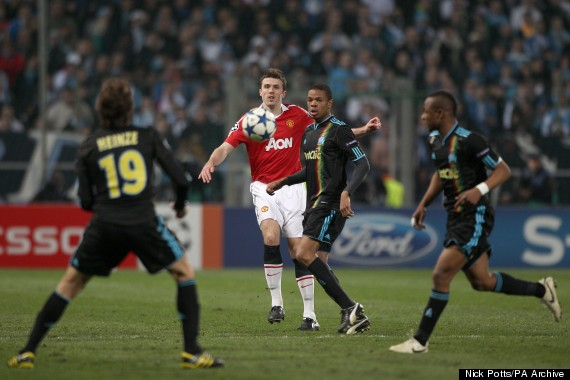 michael carrick marseille