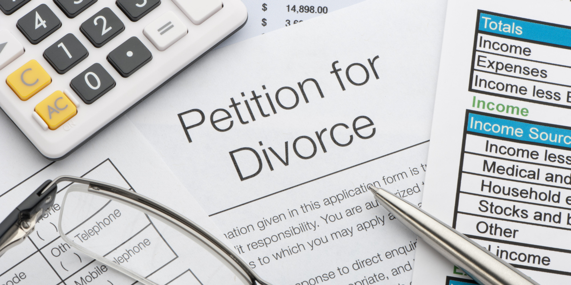 Divorce Argument Essay - Term Paper - 875 Words