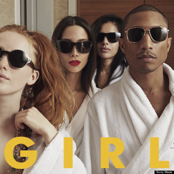 pharrell girl album stream