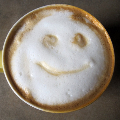latte smile
