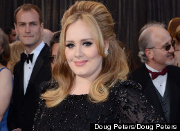 Adele Spotted 'Rummaging For Bargains'