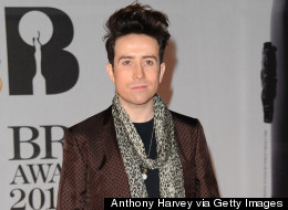 Nick Grimshaw Attacked By One Direction Fans