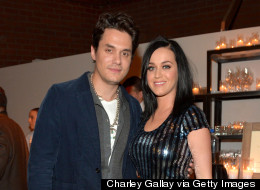 Katy Perry & John Mayer 'Split'