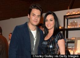 Katy Perry & John Mayer 'Split'