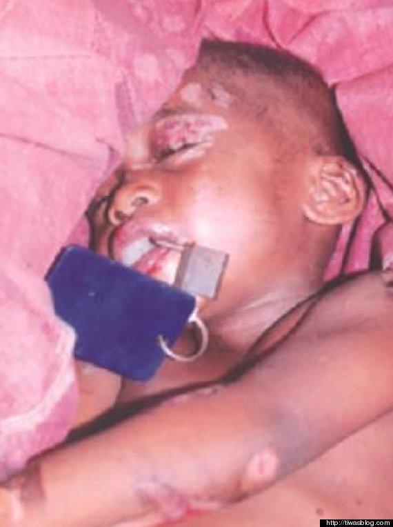 nigeria child death
