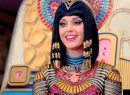 Petition Calls For Katy's 'Blasphemous' 'Dark Horse' Video To Be Banned
