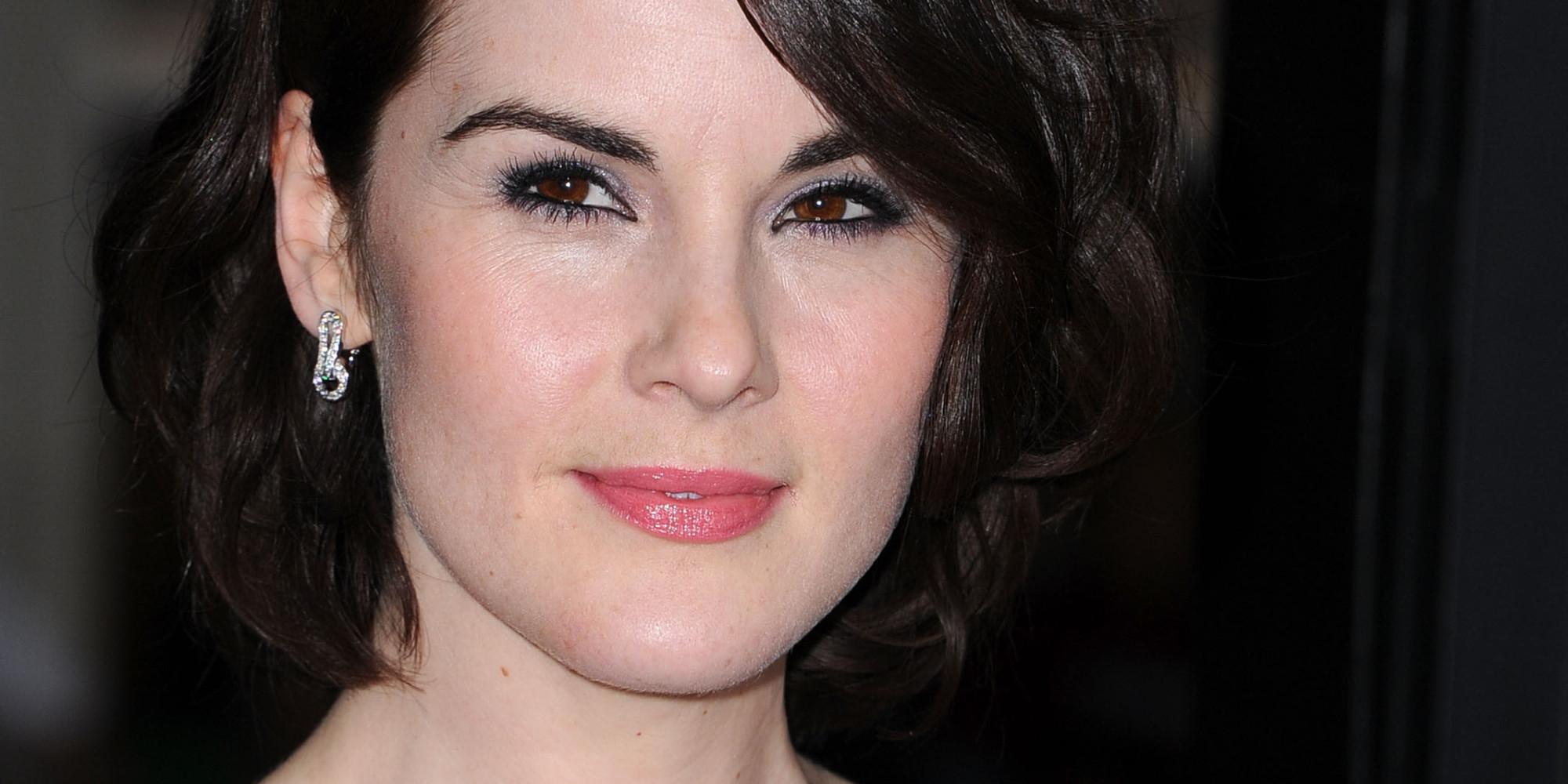Downton Abbey' Star Michelle Dockery Fancies Herself As An Action