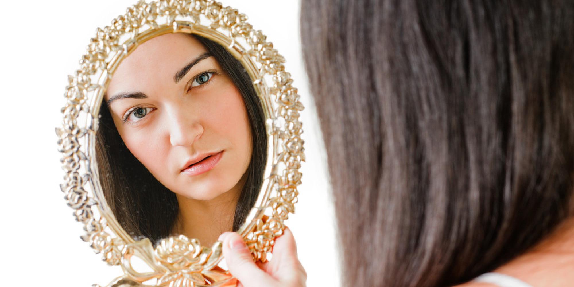 Wann wir sch n sind frauen und der blick in den spiegel for Facebook spiegel