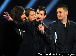 Arctic Monkeys Are Big Winners At NME Awards 2014