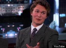 And So Ansel Elgort's Mega-Stardom Begins.. (VIDEO)