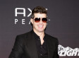 Robin Thicke Thanks Fans For Support After Split From Paula Patton