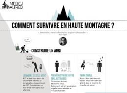 Comment survivre en haute montagne?