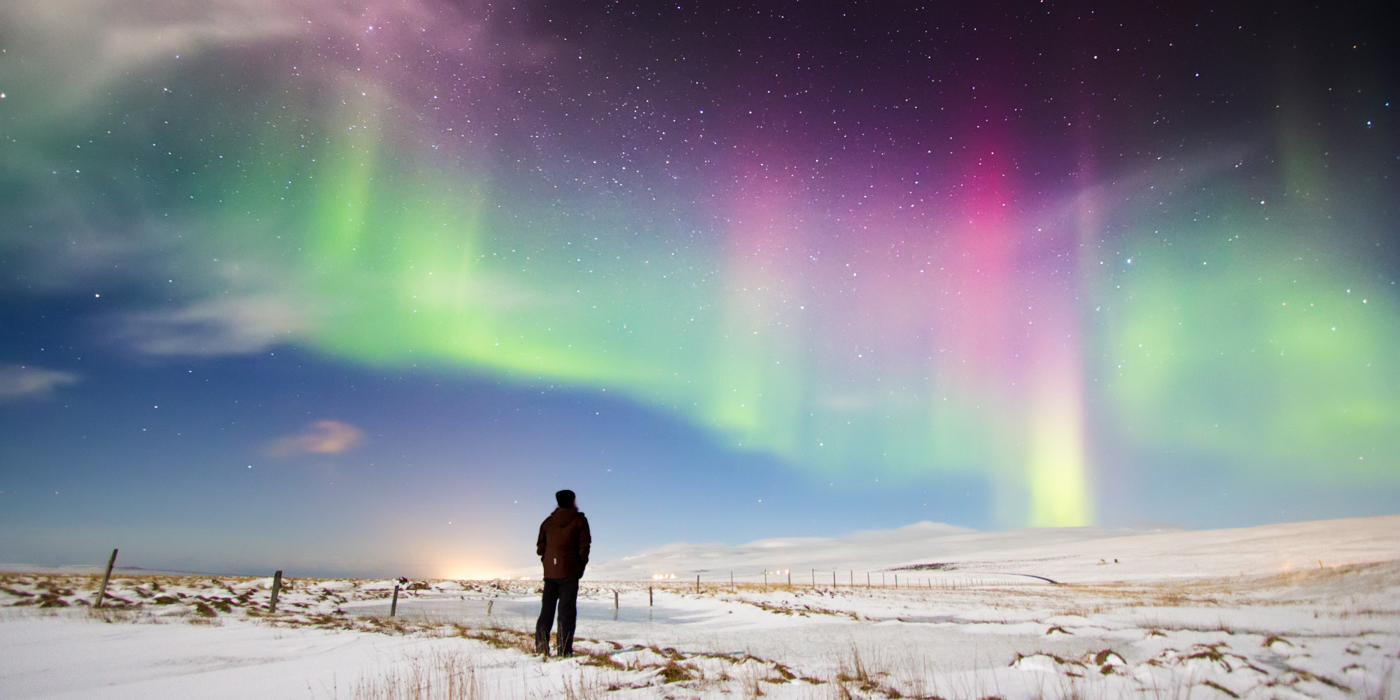 Northern Lights Visible Tonight In Edmonton Winnipeg Halifax
