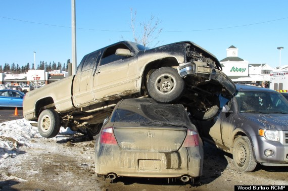 Fort Mcmurray News Car Accident
