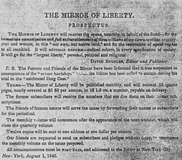 mirror of liberty