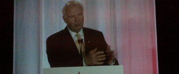 PETER MANSBRIDGE CAPP SPEECH