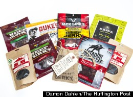 Taste Test: The Best And Worst Beef Jerky