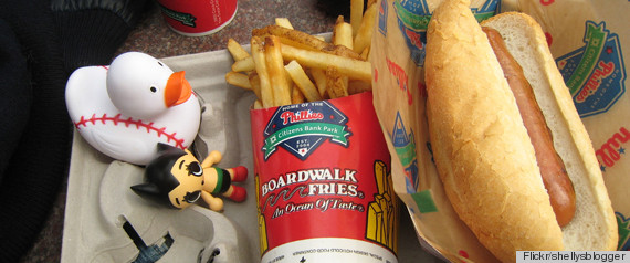 philly hot dog
