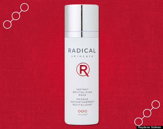 radical skincare instant revitalizing mask
