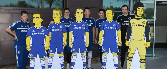 chelsea the simpsons