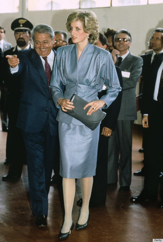 Princess Diana Had A Vogue Makeover Before She Became A Style Icon ...