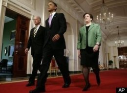 Obama Kagan Supreme