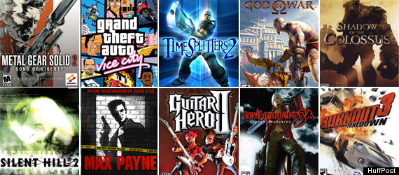 Playstation 2 Games List With several thousand games