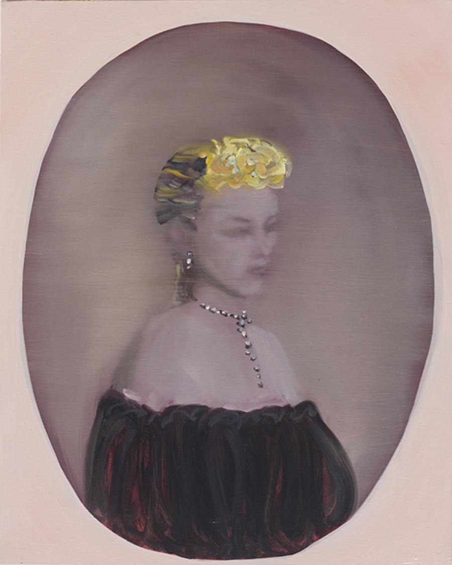 portrait of layla