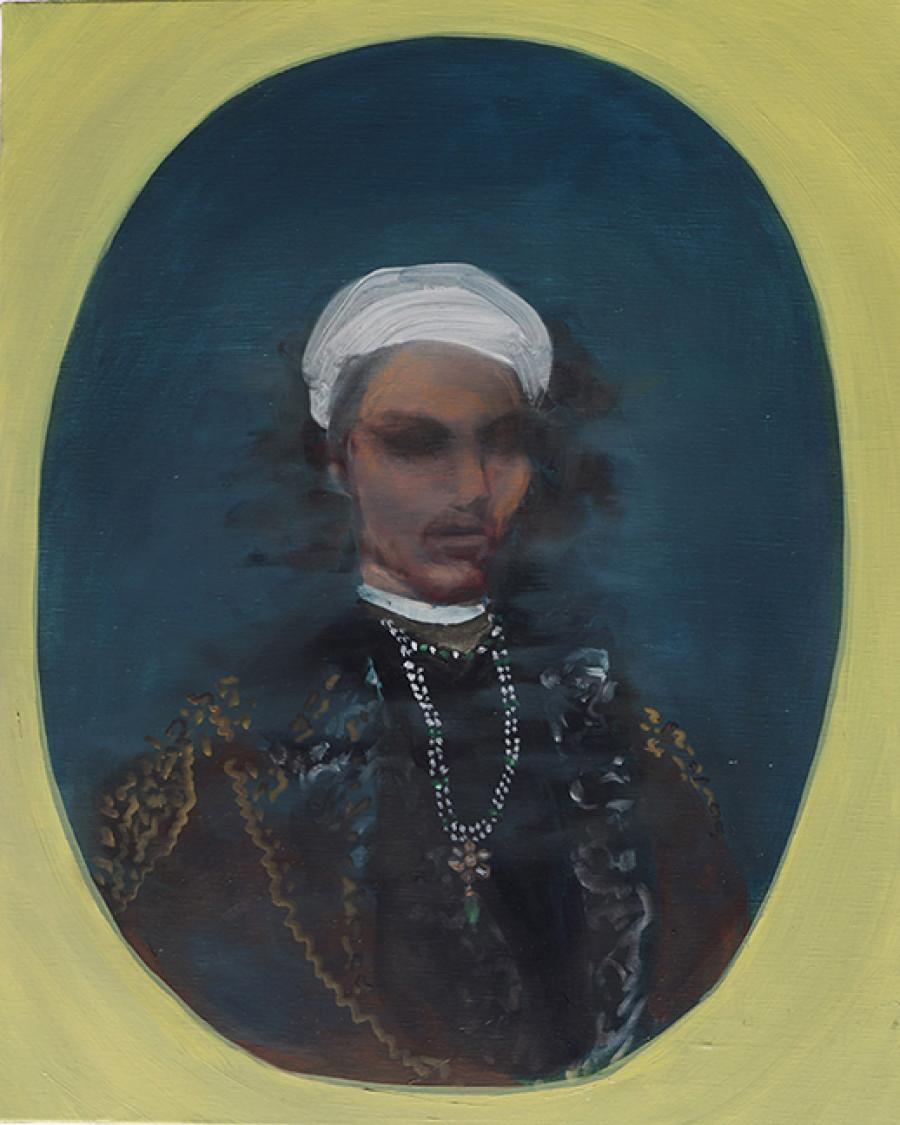 portrait of arjun
