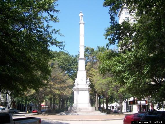 augusta confederate monument