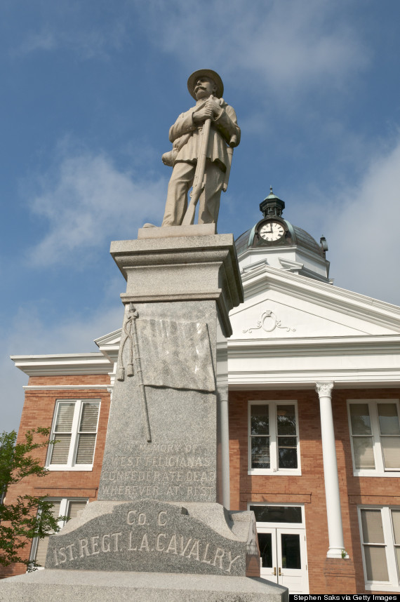 10 Confederate Monuments You Probably Didn T Know About