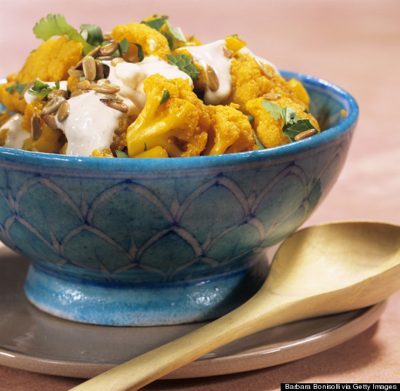 cauliflower tumeric
