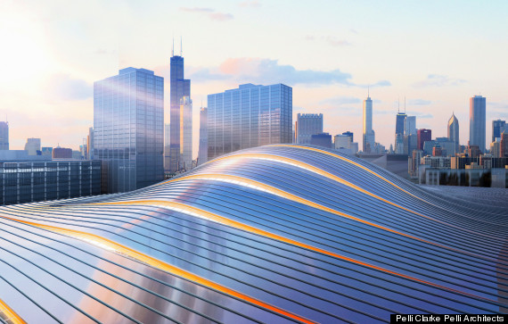 o ROOFSCAPE 570 This Is What Chicago Could Look Like In 2034