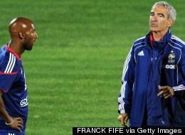 Sulks, Bust-Ups And The Quenelle: Anelka's Career Controversies