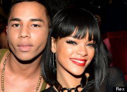 Rihanna Makes A Boob Of Herself At Paris Fash Bash