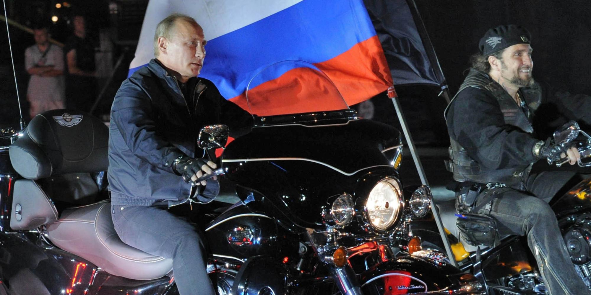 Night Wolves mg Night Wolves Putin's 'biker